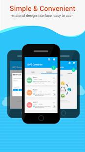 MP3音頻/轉換器 Screenshot