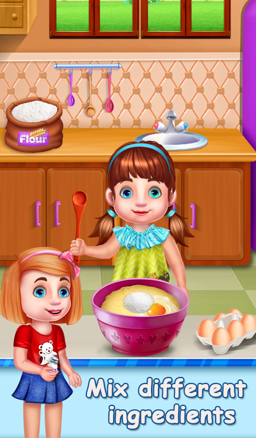 Designer  Birthday Cake Bakery- screenshot