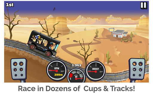 Hill Climb Racing 2 screenshots 9