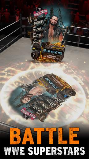 WWE SuperCard – Multiplayer Card Battle Game 4.5.0.5198429 screenshots 1