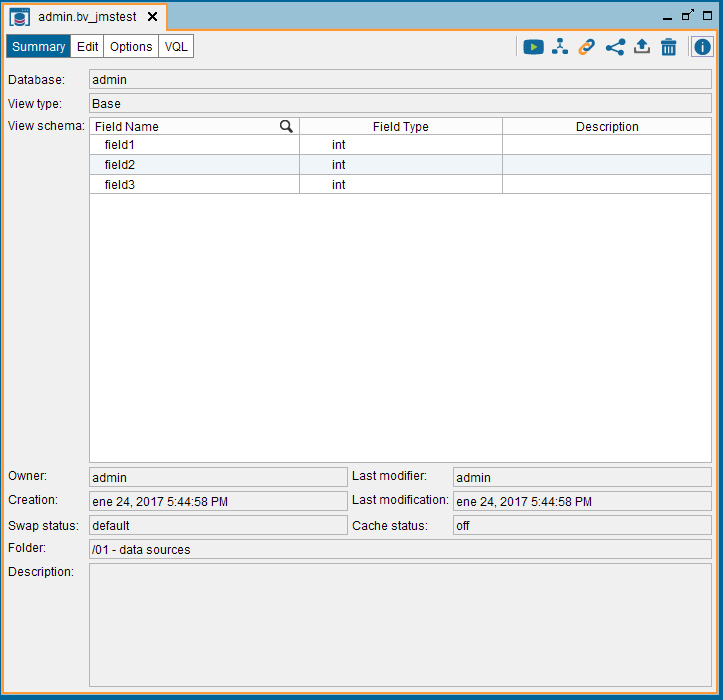 Getting data from Denodo Virtual DataPort through JMS