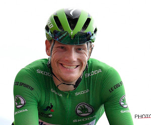 """Sam Bennett krijgt bij Deceuninck-Quick.Step Mark Cavendish aan zijn zijde: """"Hij heeft de lat hoog gelegd"""""""