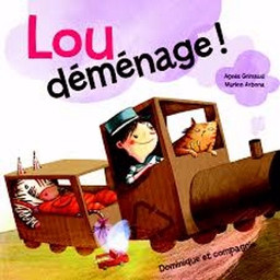 Lou déménage
