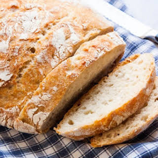 No-Knead Bread.