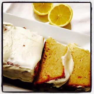 Lemon Buttermilk Loaf