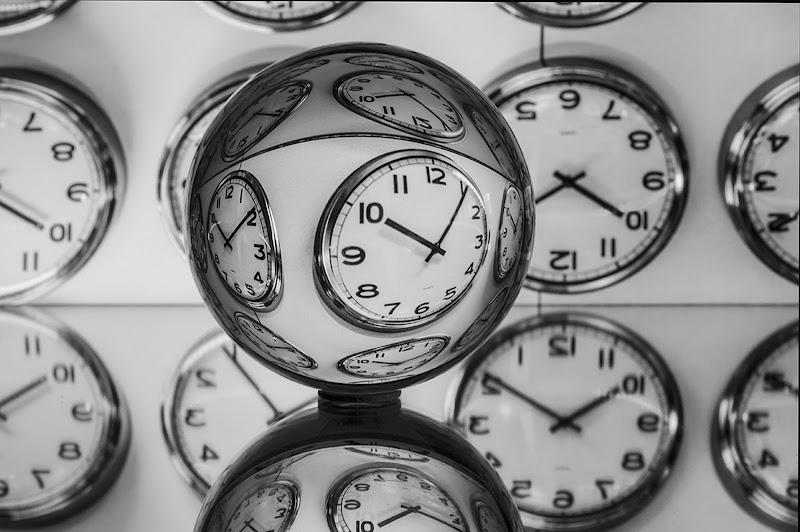 il riflesso del tempo di angart71