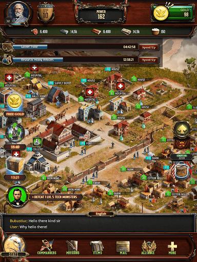 War and Peace: The #1 Civil War Strategy Game 2020.10.2 screenshots 24