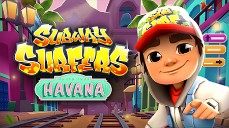 Subway Surfers APK screenshot thumbnail 4