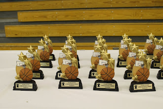 Photo: Trophies for all participants.