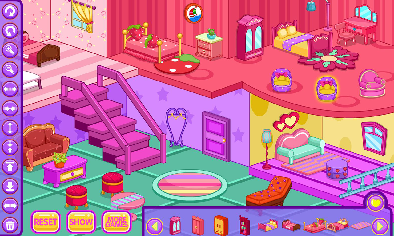 Interior Home Decoration Screenshot
