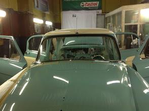 Photo: NOS windshield
