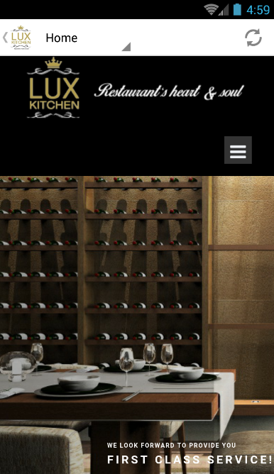 LUX KITCHEN PTE LTD- screenshot