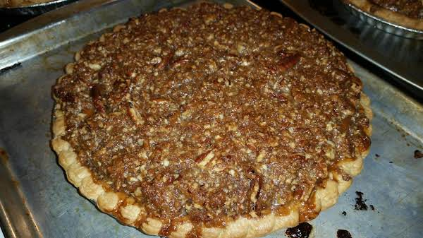 Pecan-pumpkin Pie Recipe