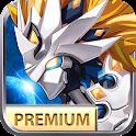 Hero Galaxy - Space Wars Premium: Alien Defender icon