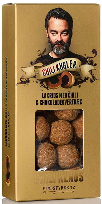 Chili kugler / chilikulor vindstyrke 12 – Chili Klaus