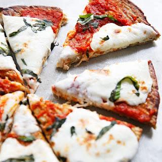 Eggplant Pizza Crust.