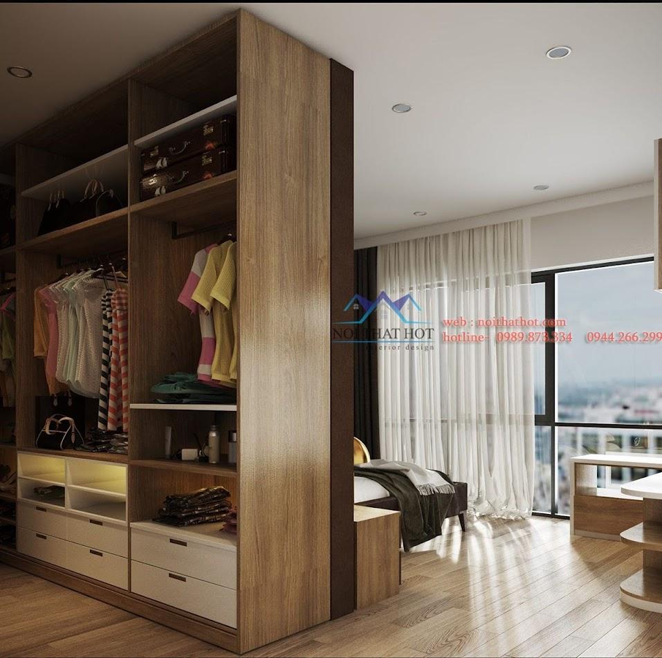 thiết kế phòng ngủ trẻ