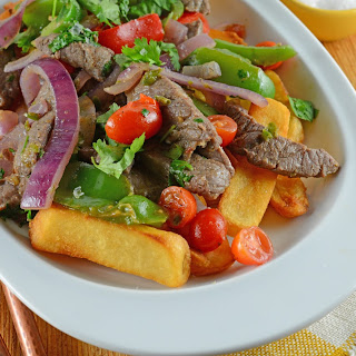 Traditional Steak Frites Recipe