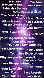 Horoscope by Palmistry Palm Reading Astrology - Android Apps on ...