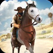 Western Cowboy - Horse Racing