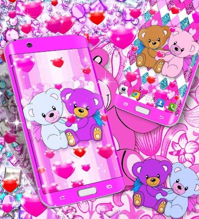 Teddy Bear Live Wallpaper Apk Download Apkindo Co Id