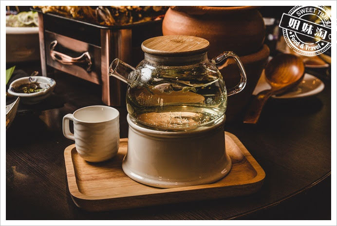 阿杜皇家泰式新鮮花草茶