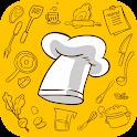 Resep masakan sehari hari offline icon
