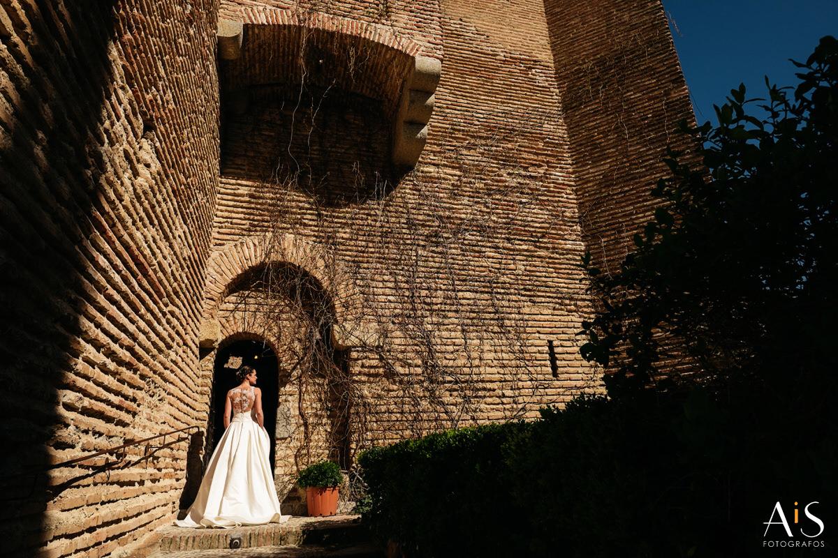 Boda en Castillo de Batres