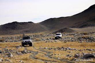 Photo: Закончилась долина Ачит-нура. Скоро пограничная застава в горах.