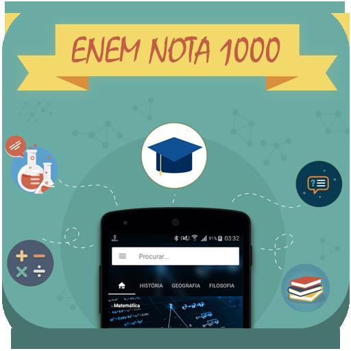 Baixar Enem Nota 1000 - 2019 para Android