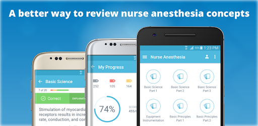 ★★★★★ 860+ practice questions to help you conquer the CRNA exam!