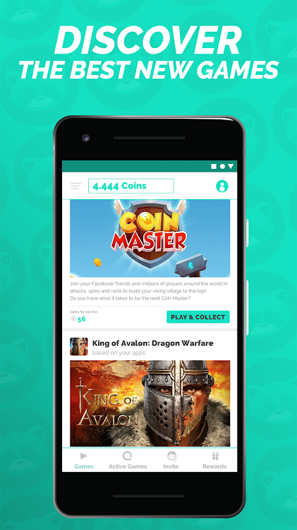 AppStation - Earn Money Playing Games – (Android Apps) — AppAgg