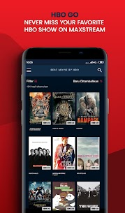 MAXstream- Live Sports,TV, & Movies App Download For Android and iPhone 1