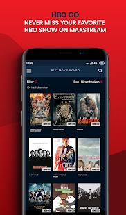 App MAXstream- Live Sports,TV, & Movies APK for Windows Phone