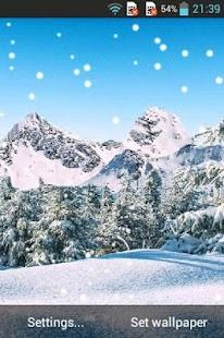 Snow Winter - náhled