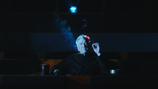 "David Lynch Acts in Stella McCartney's Short Film ""Curtains Up"""