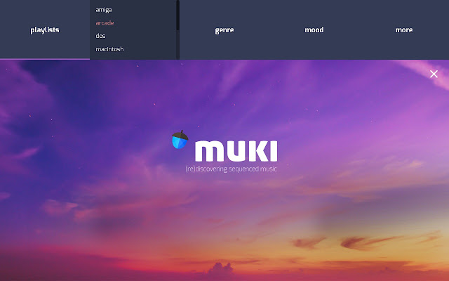 Muki - Listen to MIDI and Chiptunes