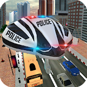 Gyroscopic Bus Driving Simulator 2018 Police Chase
