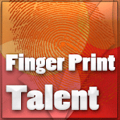 Talent Test with Fingerprint