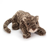 JellyCat - Leopard Lexi