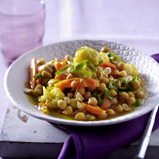Easy Chickpea Curry