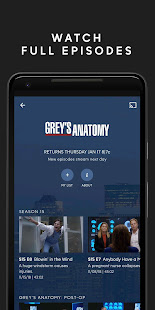 Grey\'S Anatomy 2020 Calendar ABC – Live TV & Full Episodes   Apps on Google Play