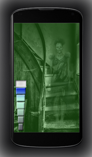 鬼魂探測器(模擬器)
