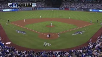 2013 NLDS, Game 4: Braves at Dodgers