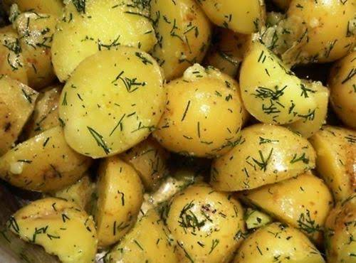 Russian Boiled Potatoes Just A Pinch Recipes