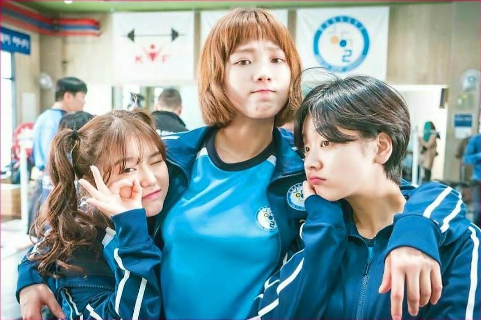 Kim-Bok-Joo-Friends