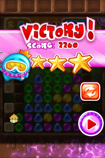 Candy Land - Free Sweet Puzzle Game android2mod screenshots 5