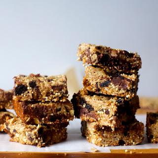 Chocolate Chunk Granola Bars