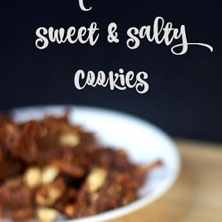 No Bake Sweet and Salty Cookies.
