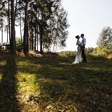 Wedding photographer Irina Lysikova (Irinakuz9). Photo of 19.09.2018
